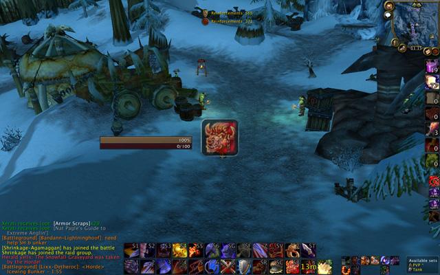 Показывает иконку, только что откатившегося спелла (умения), в центре игров