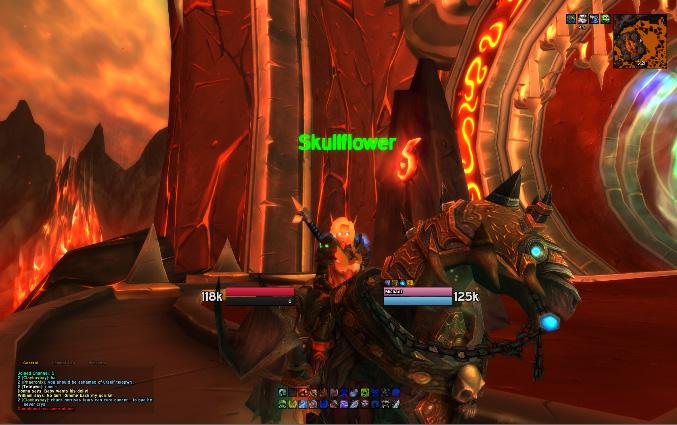 Skullflower's UI